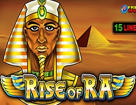 Rise of Ra Egypt Quest