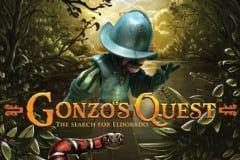 Gonzo Quest NetEnt Palmsbet